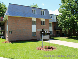 2 Bedroom apartment for rent in LISTOWEL