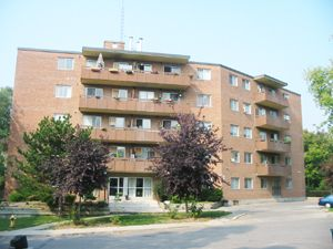 2 Bedroom apartment for rent in MARKHAM