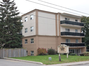 2 Bedroom apartment for rent in NIAGARA FALLS