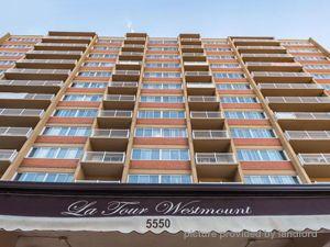 Bachelor apartment for rent in CÔTE SAINT-LUC