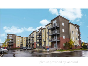 1 Bedroom apartment for rent in Edmonton