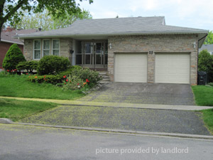 22 Fluellen Dr Scarborough On Bachelor For Rent