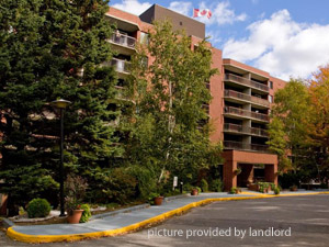 Bachelor apartment for rent in Fredericton