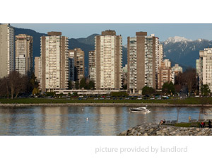 2 Bedroom apartment for rent in VANCOUVER