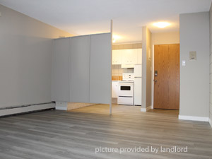 Bachelor apartment for rent in Calgary