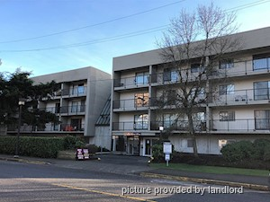 1 Bedroom apartment for rent in Richmond
