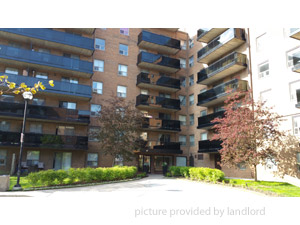 1 Bedroom apartment for rent in Thornhill
