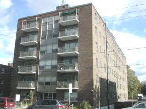 1 Bedroom apartment for rent in East York