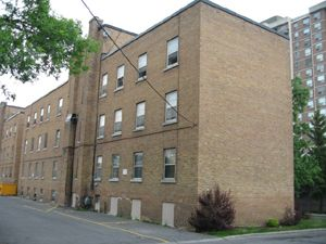 2 Bedroom apartment for rent in VANIER