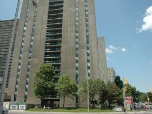 1 Bedroom apartment for rent in North York